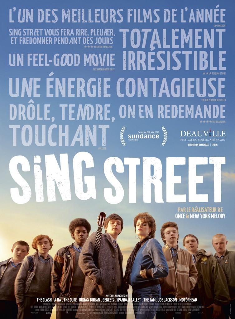 SING STREET_Affiche