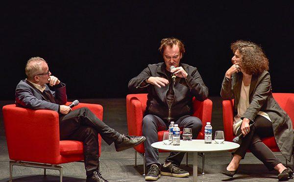 #FestivalLumiere2016: La masterclass de Quentin Tarantino