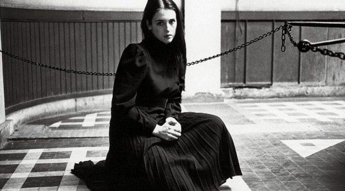 Isabelle Adjani : la scéance photo par Hervé Guibert