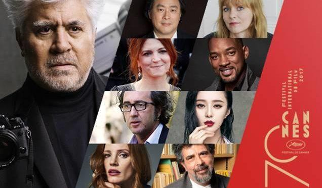 Le jury de Cannes 2017