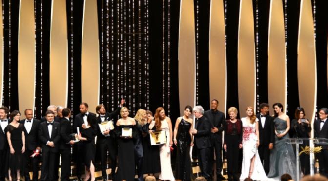 Le palmarès du 70ème festival de Cannes