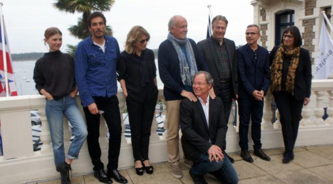 #Dinardfilm2017 Le photocall du jury