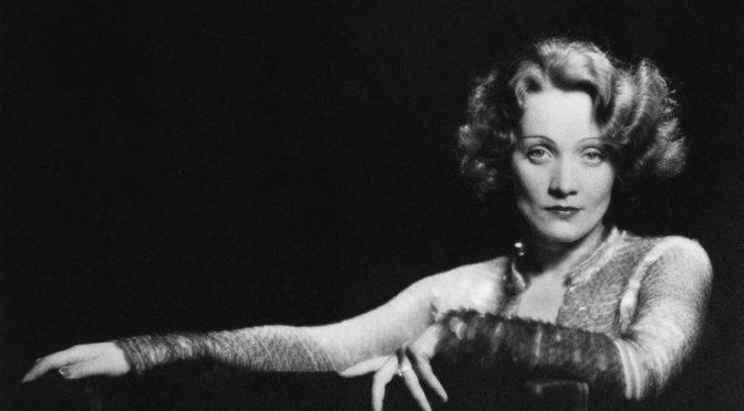 Marlene Dietrich – Au sommet de l'Olympe