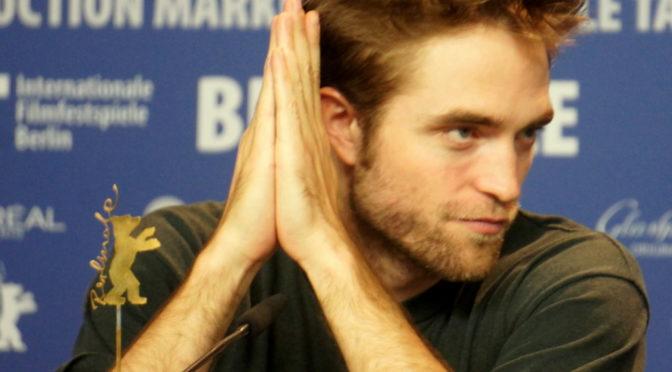 Notre diaporama de la conférence de presse de Damsel, avec Robert Pattinson et Mia Wasiskowska