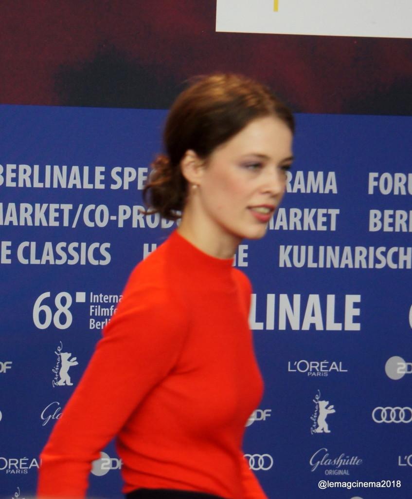 Paula Beer à la Berlinale