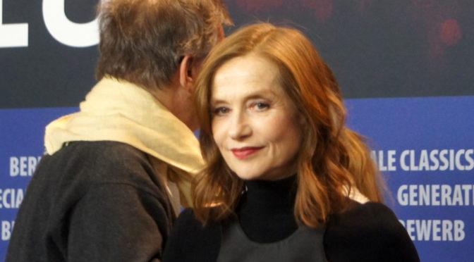 #Eva la conférence de presse à la #Berlinale, diaporama