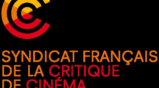 Prix du Syndicat Français de la Critique de Cinéma – 2017