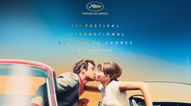 La sélection officielle du festival de Cannes2018