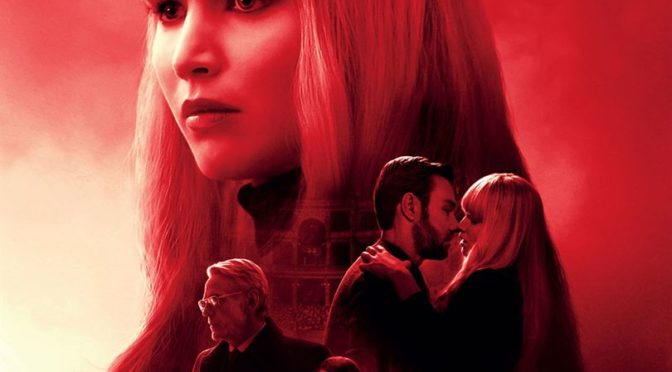 Red Sparrow: La taupe façon Jennifer Lawrence