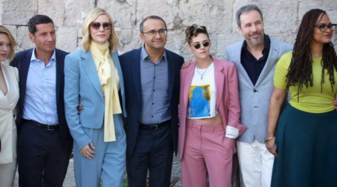 Cannes2018 – Le jury au plein air