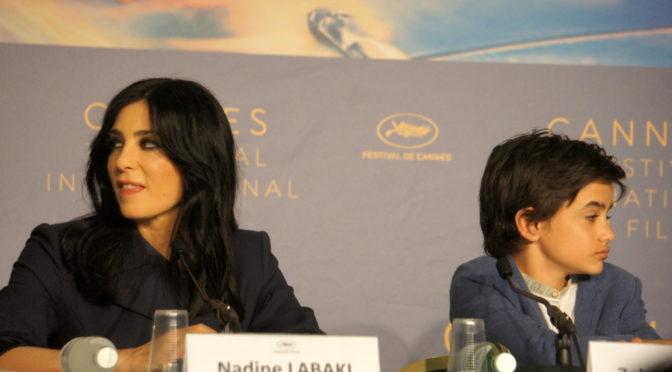 Capharnaum: notre diaporama de la conférence de presse