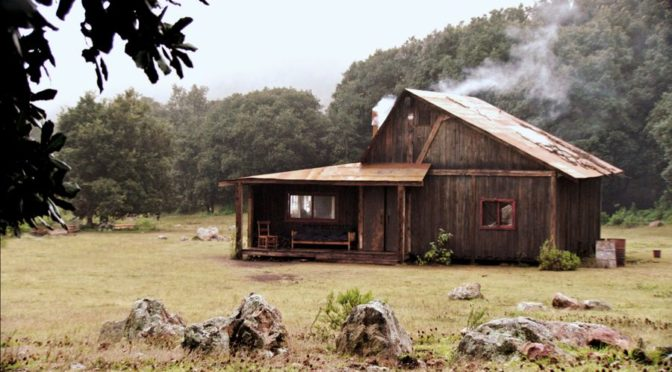 La région sauvage – L'amour tant acculé