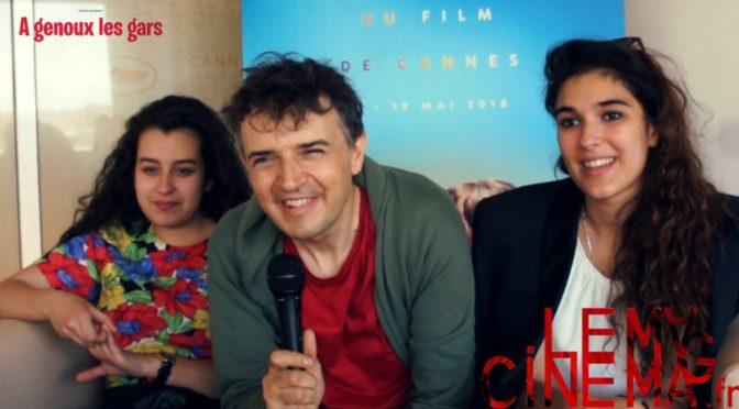 A genoux les gars: Rencontre long format avec Antoine Desrosières, Souad Arsane et Inas Chanti