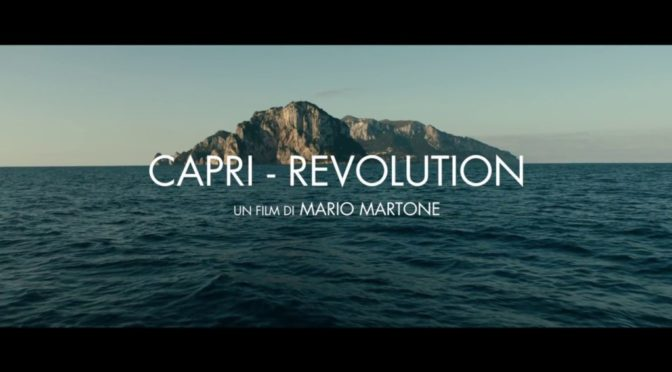 Capri revolution – Un film fascinant
