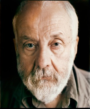 Mike Leigh portrait