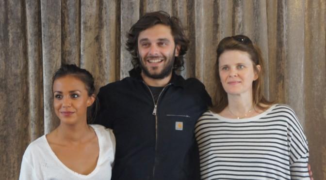 Rencontre avec Pio Marmaï, Alice Belaïdi et Léa Fazer [Maestro]
